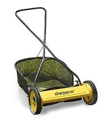 Sharpex Lawn Mower - Manual