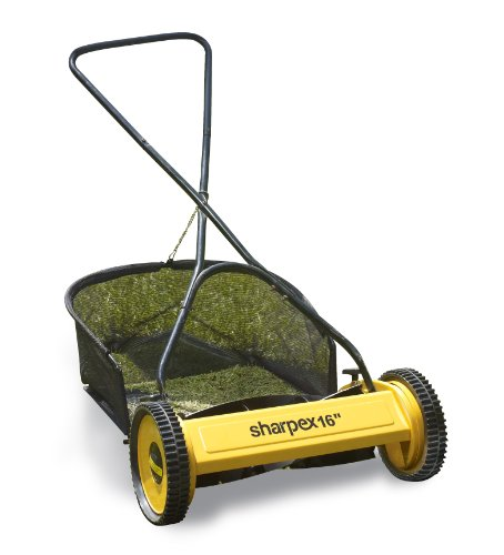 Sharpex Lawn Mower – Manual