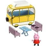 Peppa Pig Vehicle with Figure - Campervan