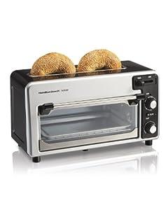 Amazon.com: Hamilton Beach 22720 Toastation Toaster Oven: Kitchen ...