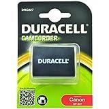 Duracell DRC827 Li-Ion Camcorder Ersetzt Akku für BP-827