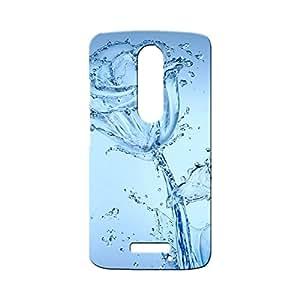 BLUEDIO Designer Printed Back case cover for Motorola Moto X3 (3rd Generation) - G5718
