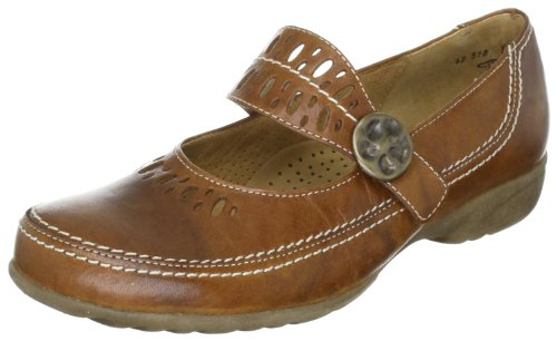 Gabor Women's Candid Leather Copper Mary Jane 42.518.14 7 UK