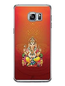 YuBingo Mere Ganpati Designer Mobile Case Back Cover for Samsung Galaxy S6 Edge