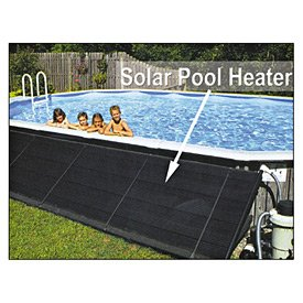 SmartPool SunHeater Solar Heating System for Aboveground Pools 2′ X 20′