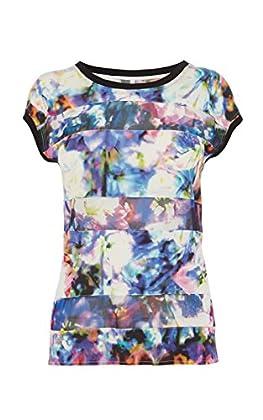 Floral print tshirt