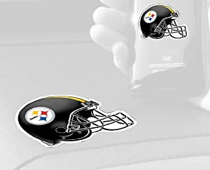 FANMATS NFL Pittsburgh Steelers Plastic GetaGrip from SteelerMania