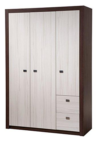 Roba 53962 Kleiderschrank 3-türig – Siena