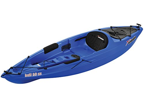 Sun Dolphin Bali ss sit-on-top Kayak, Blue