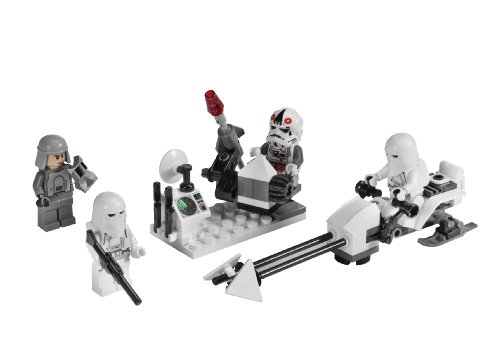 Imagen de LEGO Star Wars Snow Trooper Army Pack (8084)