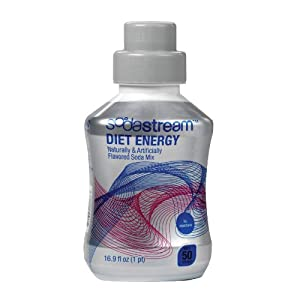 SodaStream Diet Energy Drink Syrup, 500mL