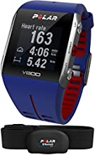 Polar V800 GPS Sports Watch with Heart Rate Monitor - Blue