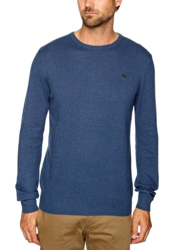 Quiksilver Rekaya-KPMPU182 Men's Jumper Blue Indigo Small