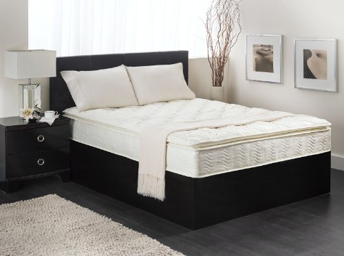 Purchase Textrade Inner Spring Pillow Top Mattress in a Box,  Full