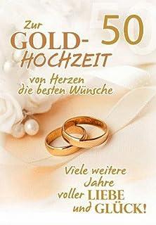 Hochzeit Blog Goldene Hochzeit Wunsche