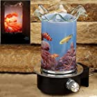Plug-in Oil Warmer Night Light - Aquarium