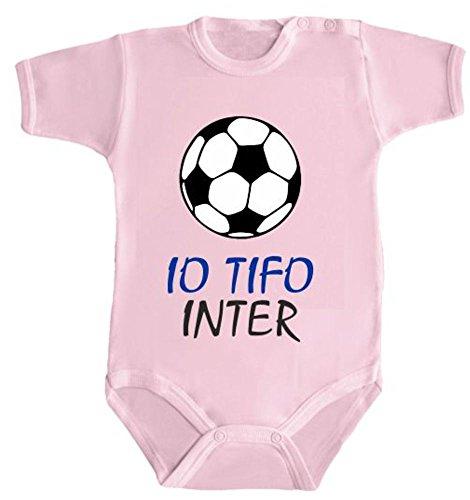 body-bimbo-bimba-neonato-pigiama-io-tifo-inter-12-mesi-rosa