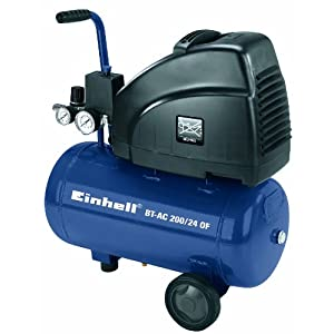 Einhell 4020505 BT-AC 200/24 OF Kompressor
