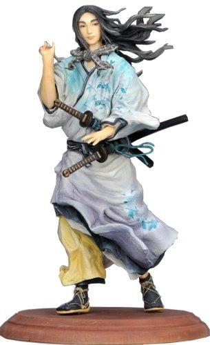 バガボンド スカルプチャーアーツ 吉岡清十郎 (彩色済みポリレジン完成品)