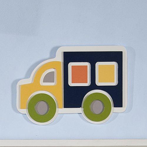 Transport 3D Wall Art-1 Piece - 1