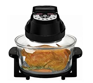 Countertop Convection Oven As Seen On Tv : .com: Big Boss Rapid Wave Halogen Infrared Convection Countertop Oven ...