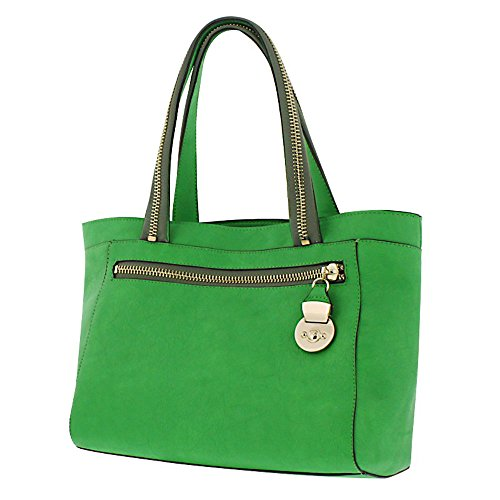 melie-bianco-julianne-tote-bag-with-zipper-strap-detailing-lime-green