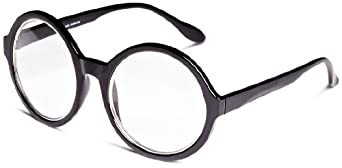 Quay Eyewear Australia 1543 Round Frame Sunglasses Geek One Size