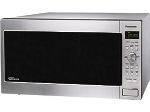 Buy Panasonic Nn Sd762s Genius 1 6 Cuft 1250 Watt