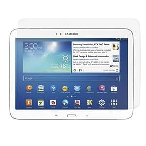 Film de protection pour écran Samsung Galaxy Tab 3 10.1 P5200 / P5210 / P5220 transparent. Qualité supérieure signée kwmobile