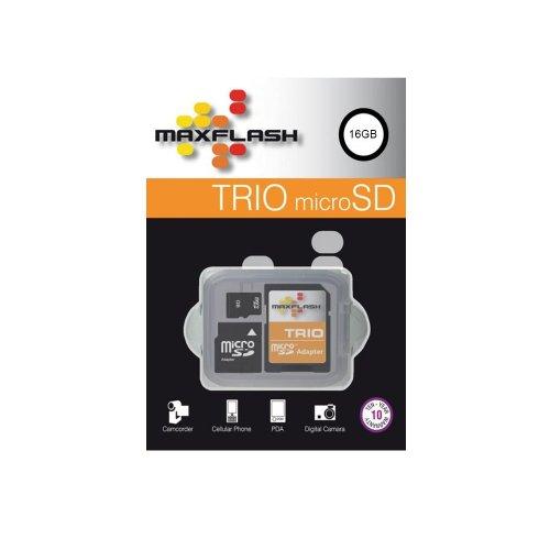 16GB microSD SDHC Flash Memory