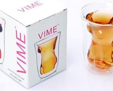 会話が弾む ペアグラス ボディーグラス ダブルウォール 保冷グラス