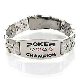 Poker Champion Grinder Bracelet