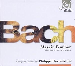 Bach: Mass in B Minor / Motets (Collegium Vocale/Herreweghe)