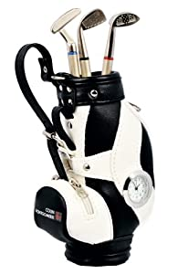 Golf Bag Novelty Pen Set