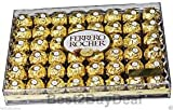 Ferrero Rocher Fine Hazelnut Chocolates 48 21.2 OZ