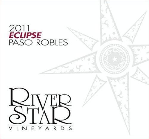 2011 Riverstar Vineyards Paso Robles Eclipse Red Blend 750 Ml