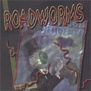 Cover of &quot;Roadworms&quot;