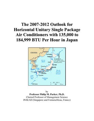 The 2007-2012 Outlook for Horizontal Unitary Single Package Air Conditioners with 135,000 to 184,999 BTU Per Hour in Japan