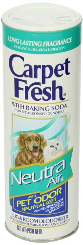 Carpet Fresh 279141 Rug and Room Deodorizer with Baking Soda 14 oz Neutra Air for Pets Fragrance (Pack of 12) (Baking Soda Room Freshener compare prices)
