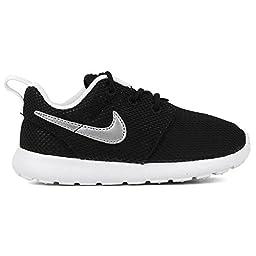 Nike (Ps) Little Kids Nike Rosherun Running Shoes, Black, 8 M Us