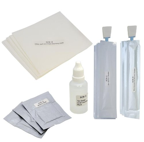 Opteka SLK-50 Digital SLR CCD/CMOS Cleaning Kit