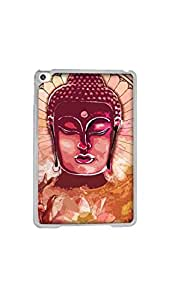 Lord Buddha Designer Mobile 2D Case/Cover For Apple iPad Mini 4