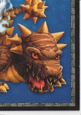Skylanders Giants No. A9 PUZZLE - Puzzle Card Individuelle Trading Card