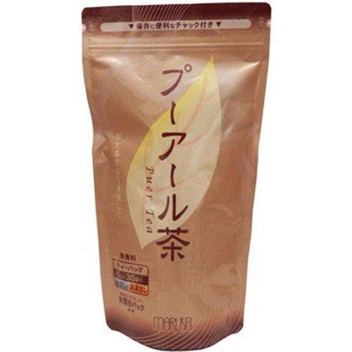 丸成 プアール ティーバッグ 5g×30
