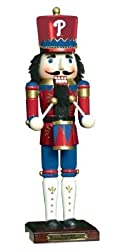 Philadelphia Phillies Memory Company 14-inch Nutcracker MLB Baseball Fan Shop Sports Team Merchandise