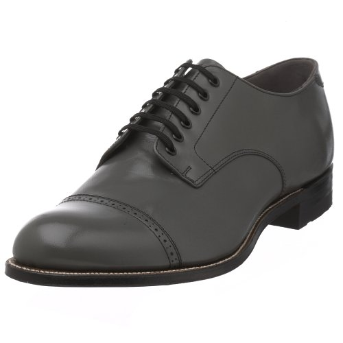 10. Stacy Adams Men's Madison Cap Toe Oxford