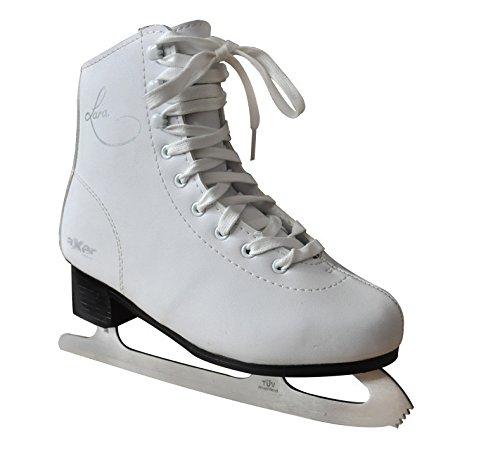 Damen Eiskunstlauf Schlittschuhe, Kufe aus Stahl, LARA Axer