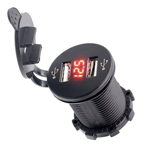 bluefire-2-usb-charger-socket-presa-di-corrente-21-a-e-21-a-con-voltmetro-per-ipad-iphone-auto-barca