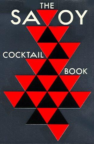 The Savoy Cocktail Book (Fiction - crime & suspense)