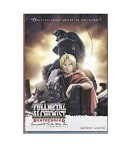 Fullmetal Alchemist: Brotherhood - Complete Collection One